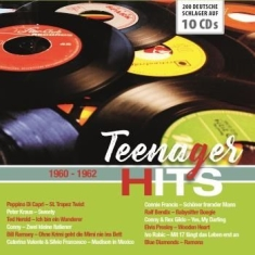 Blandade Artister - Teenager Hits (1960-62)