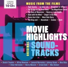 Filmmusik - 15 Movie Highlights