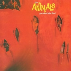 Animals - Greatest Hits Live (Vinyl)