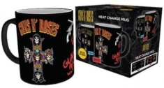 Guns N' Roses - Guns N' Roses - Heat Changing Mug Cross
