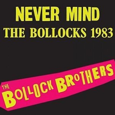 Bollock Brothers, the - Never Mind The Bollocks Split Seam/Vikt hörn