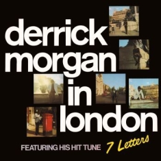 Morgan Derrick - In London (Vinyl)