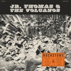 Jr. Thomas & The Volcanos - Rockstone (Ltd Orange Vinyl)