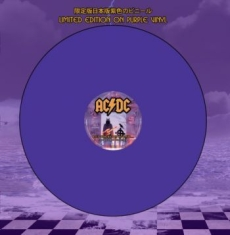 AC/DC - Let There Be Sound - Purple Vinyl