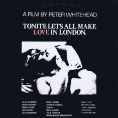 Various - Tonite Let´s All Make Love In London Split Seam/Vikt hörn