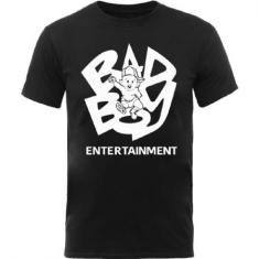 Biggie Smalls - T-shirt Bad Boy Baby