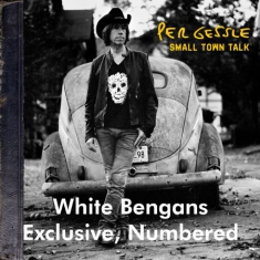 Per Gessle - Small Town Talk (Bengans Ltd White Vinyl)