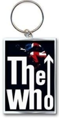 The Who - THE WHO STANDARD KEY-CHAIN: LEAP LOGO