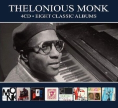 Monk Thelonious - 8 Classic Albums