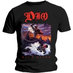 Dio Holy Diver T-shirt L