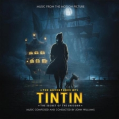 Ost - Adventures of Tintin