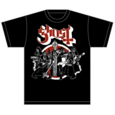 Ghost - Ghost Road to Rome T-shirt XXL