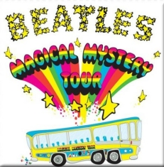 The beatles - FRIDGE MAGNET: MAGICAL MYSTERY TOUR