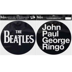 Beatles - Slipmat - Beatles JPGR