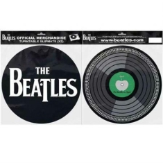 Beatles - Slipmat - Beatles Turntable