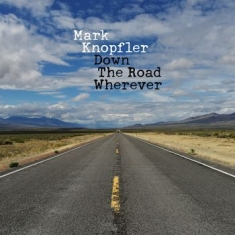 Mark Knopfler - Down The Road Wherever (3Lp+Cd)