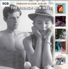 Blandade Artister - French New Wave