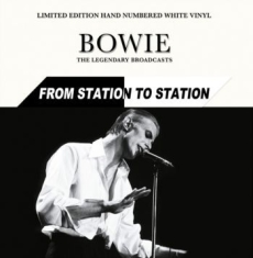 Bowie David - From Station To Station (White)