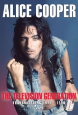 Cooper Alice - Televison Generation The (Dvd Broad