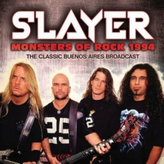 Slayer - Monsters Of Rock (Broadcast 1994)