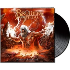 Brothers Of Metal - Prophecy Of Ragnarök (Black Vinyl G