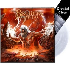 Brothers Of Metal - Prophecy Of Ragnarök (Crystal Clear