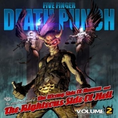 Five Finger Death Punch - The Wrong Side Of Heaven And The Ri