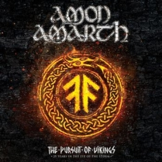 Amon Amarth - The Pursuit Of Vikings: 25 Years In