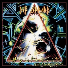 Def Leppard - The Hysteria Singles (Ltd 10X7