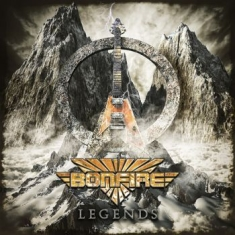 Bonfire - Legends (2 Cd)