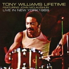 Tony Williams Lifetime The - Live In New York, 1969