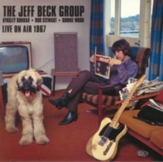 Beck Jeff (Group) - Live On Air 1967