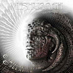 Meshuggah - Contradictions Collapse ( 2 Lp Blac