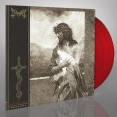 Mayhem - Grand Declaration Of War (Red Vinyl