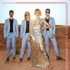 Anteros - When We Land in the group VINYL / Upcoming releases / Rock at Bengans Skivbutik AB (3469999)