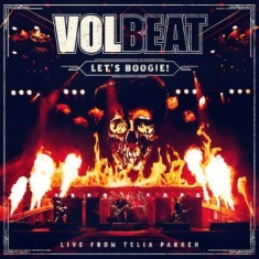 Volbeat - Let's Boogie! Live (2Cd+Br)