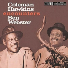 Hawkins Coleman - C H Encounters Ben Webster (Vinyl)