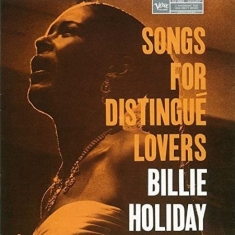 Holiday Billie - Songs For Distingue Lovers (Vinyl)