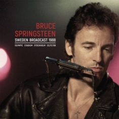Springsteen Bruce - Sweden Broadcast 1988
