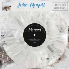 Mayall John - It´s All About Blues  (Marble Vinyl