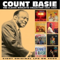 Basie Count - Classic Roulette Collection The (4
