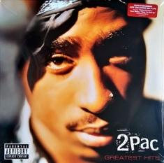 2Pac - Greatest Hits (Ltd 4Lp)