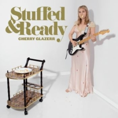 Cherry Glazerr - Stuffed & Ready (Red Opaque Vinyl)