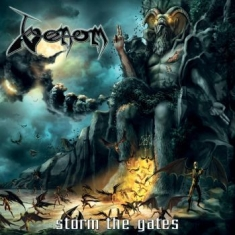 Venom - Storm The Gates (2Lp Coloured)