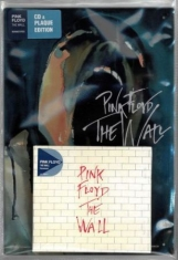 Pink Floyd - The Wall Deluxe Gift Set (Cd&Plaque