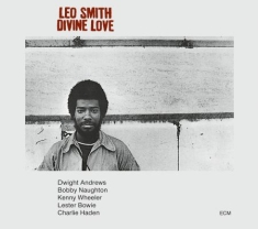 Smith, Leo - Divine Love in the group Campaigns / Classic labels / ECM Records at Bengans Skivbutik AB (3486076)