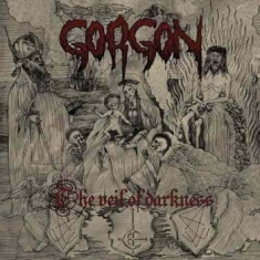 Gorgon - Veil Of Darkness The (Mc)