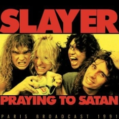 Slayer - Praying To Satan (Live Broadcast 19