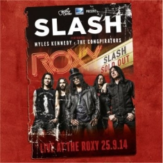 Slash - Live At The Roxy (Ltd Ed 3Lp + 2Cd)
