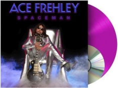 Ace Frehley - Spaceman - Ltd.Magenta Vinyl